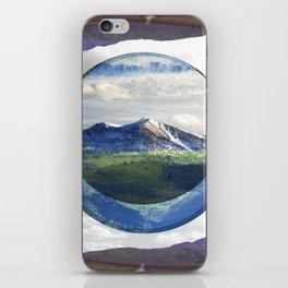 MOUNTAIN ECLIPSE iPhone Skin