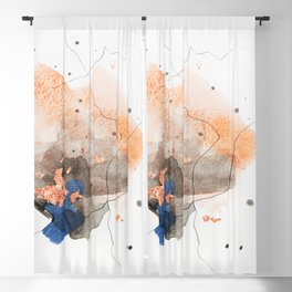 Divide #6 Blackout Curtain