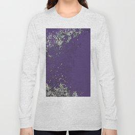 Purple Mold Long Sleeve T-shirt