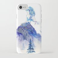 jazz iPhone & iPod Cases featuring Jazz by Oladesign