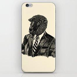 Mr. Black Sheep iPhone Skin