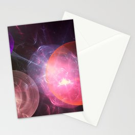 The Reactor Is Critical Stationery Cards