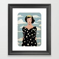 Sight Seeing Framed Art Print