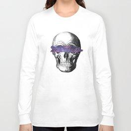 Don't Look // Anatomy x Geometry Long Sleeve T-shirt