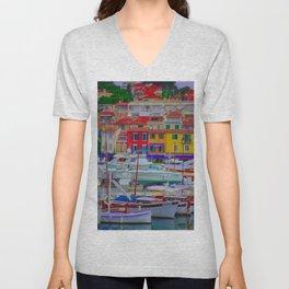 Loads of Color Unisex V-Neck
