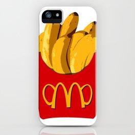 bananald's i'm lovin it! iPhone Case