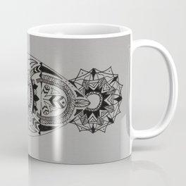 creative mandala Coffee Mug