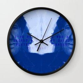 Hallelujah Leonard Wall Clock