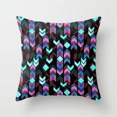 Montauk Native Throw Pillow