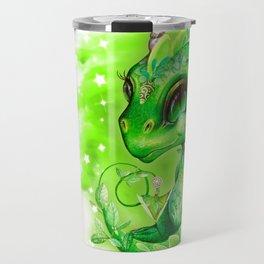 Lil DragonZ - Elements Series - Earth Travel Mug