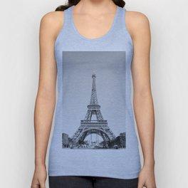 Eiffel Tower, Paris, France Unisex Tank Top