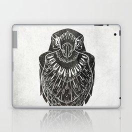 Listen To The Owl Laptop & iPad Skin