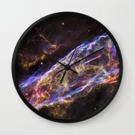 Flow Wall Clock