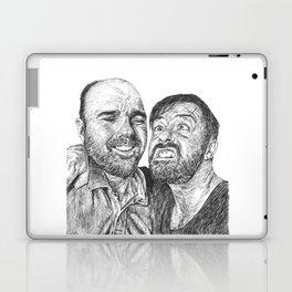 Karl Pilkington - Ricky Gervais, we need more of them! Laptop & iPad Skin