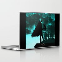 birdy Laptop & iPad Skins featuring Birdy by Fantasticvolk's Magical World