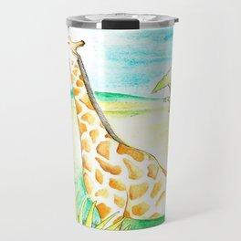 Another Damn Giraffe  Travel Mug