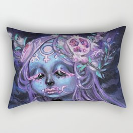 Proserpine in Spring Rectangular Pillow