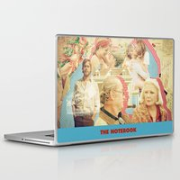 notebook Laptop & iPad Skins featuring The Notebook - Nick Cassavetes by Smart Store