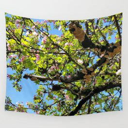 Life in the sunlight Wall Tapestry