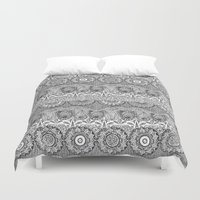 deco Duvet Covers featuring deco by OVERall
