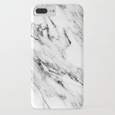 Classic Marble Slim Case iPhone 7 Plus