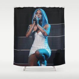 Halsey 44 Shower Curtain