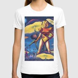 Mushroom Mother T-shirt