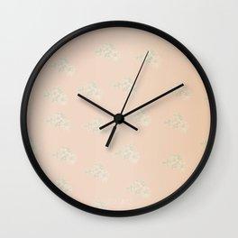 Aida Folch Wall Clock