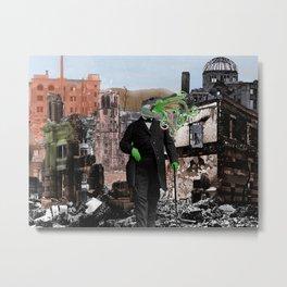 AcolytesOvInsanity - representative 1 Metal Print