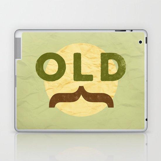 OLD Laptop & iPad Skin