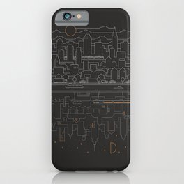 City 24 iPhone Case
