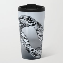 Water Photography - Shapes Travel Mug