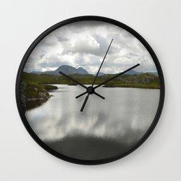Fairy Loch Wall Clock