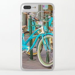 parked Clear iPhone Case