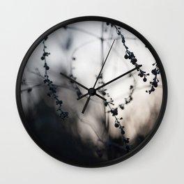 Silhouette 01 Wall Clock