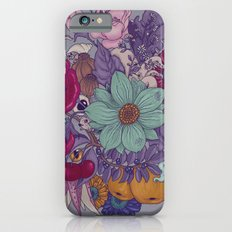 the wild side - colored Slim Case iPhone 6