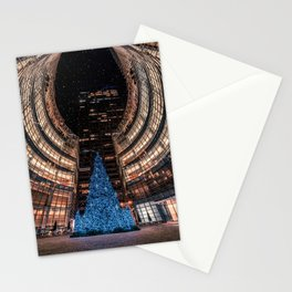Christmas Spirit Stationery Cards