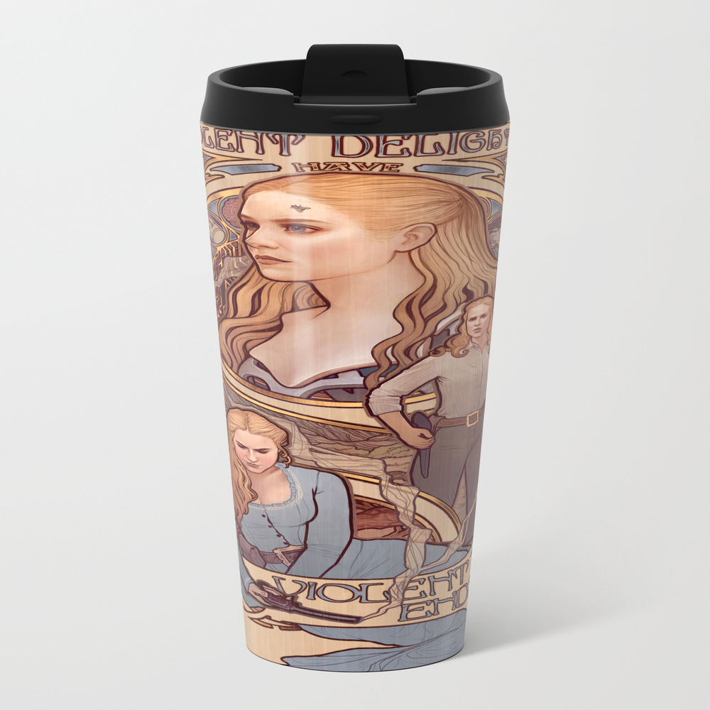 Violent Delights Have Violent Ends Travel Mug TRM8476506