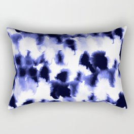 Kindred Spirits Blue Rectangular Pillow