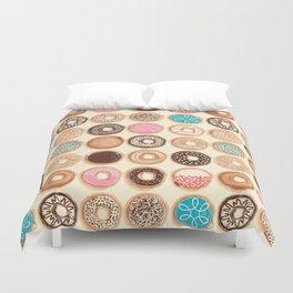 Doughnuts Duvet Cover
