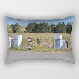 Rural Life Rectangular Pillow