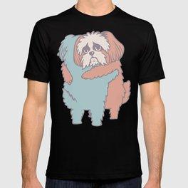 Shih Tzu Hugs T-shirt