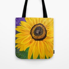 Color of the sun Tote Bag
