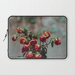 Windowsill Roses no. 1 Laptop Sleeve