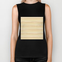 Pale Wood Background Biker Tank