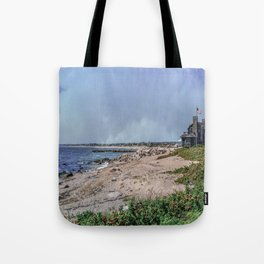 Watch Hill Beach Tote Bag