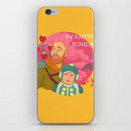 Svamppod Junior iPhone Skin