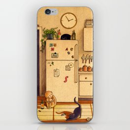 Kitchen Floor iPhone Skin
