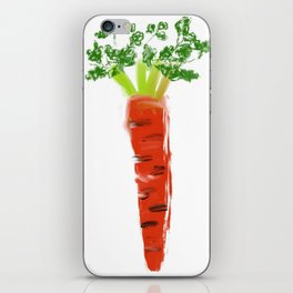 carrot iPhone Skin