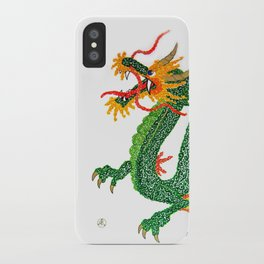 Chinese Dragon iPhone Case